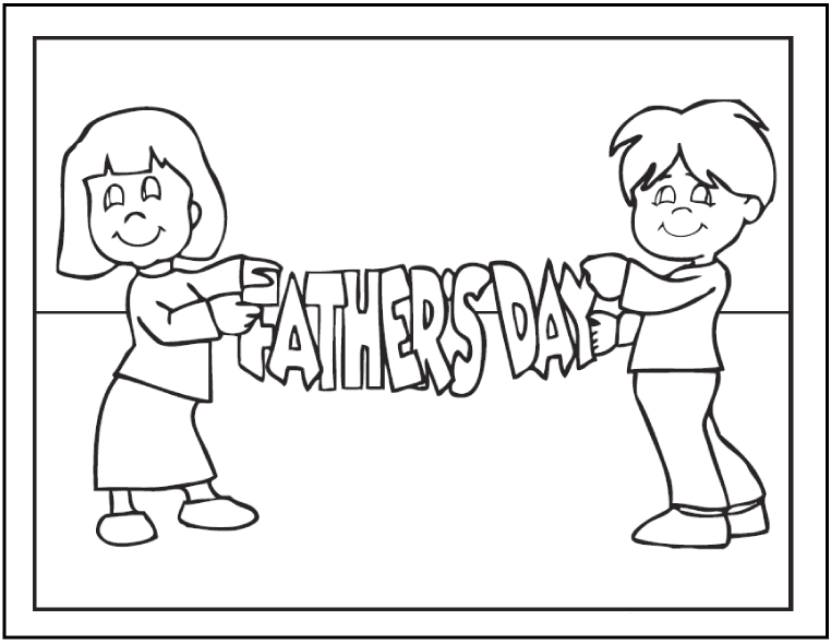 free printable fathers day coloring pages big boss fathers day coloring pages yescoloring free pages printable day fathers coloring free