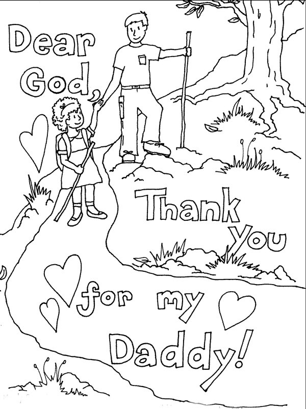 free printable fathers day coloring pages free printable father39s day greeting cards on sunday pages printable coloring fathers day free