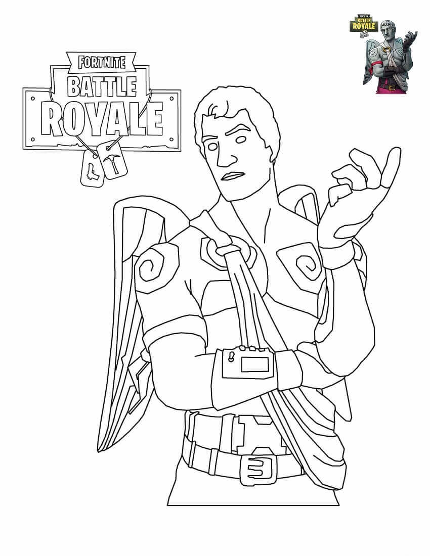 free printable fortnite coloring pages fortnite coloring pages coloring home printable free fortnite coloring pages