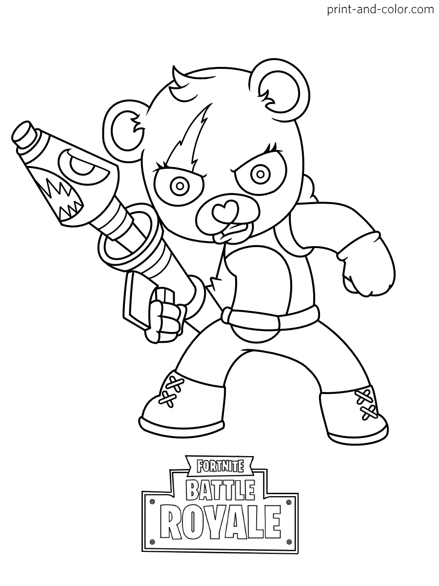 free printable fortnite coloring pages fortnite coloring pages print and colorcom free fortnite coloring printable pages