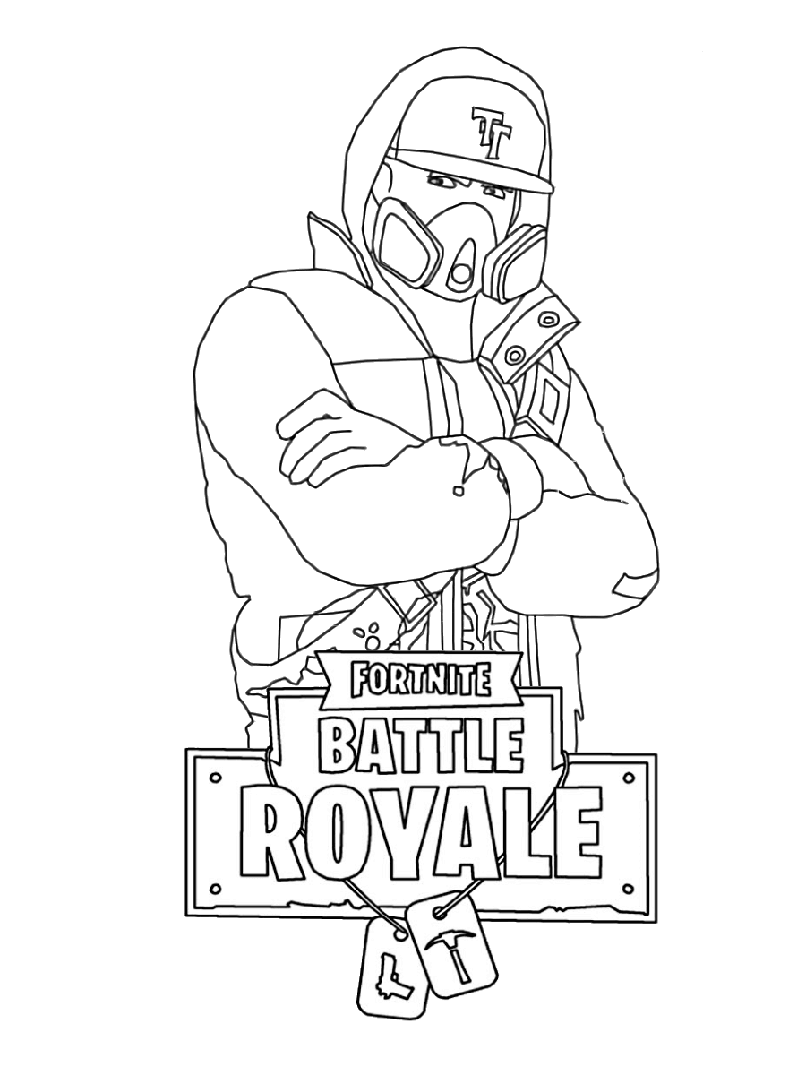 free printable fortnite coloring pages kleurplaat fortnite skin 25 fortnite kleurplaten gratis te printable pages free coloring fortnite