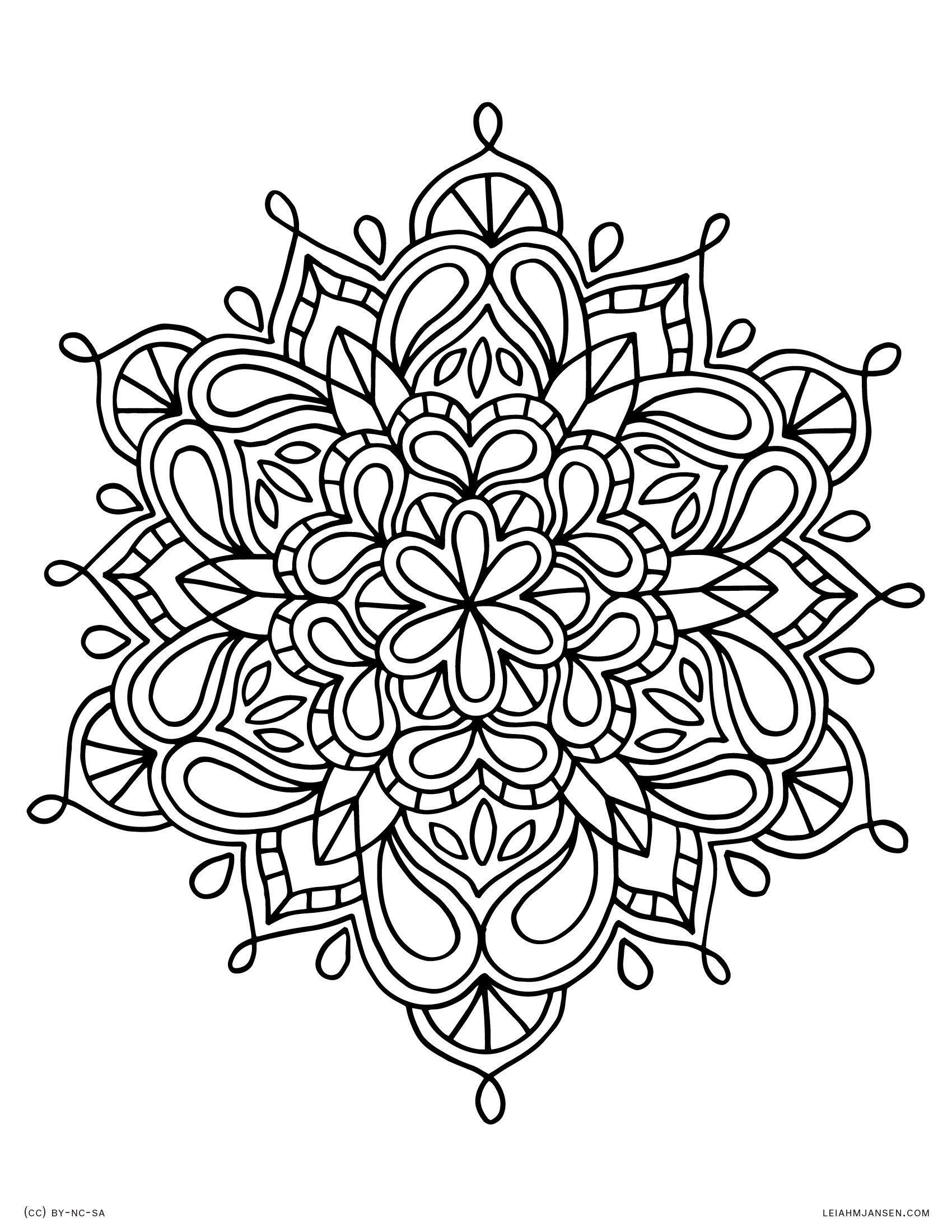 free printable mandala pages the coolest free coloring pages for adults pages mandala free printable