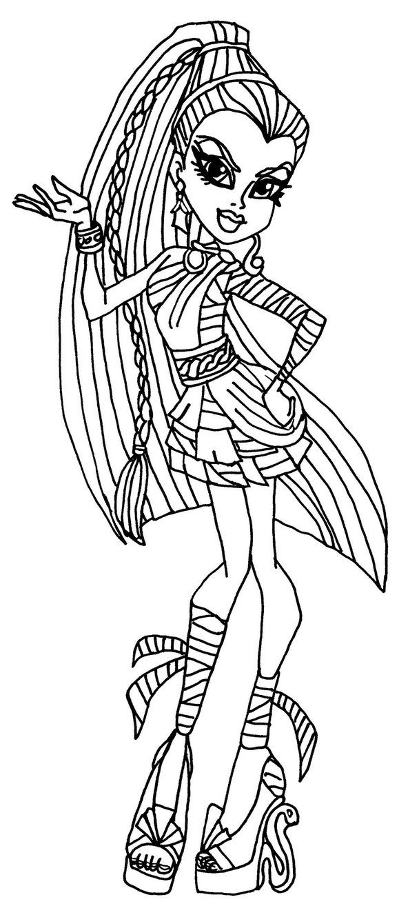 free printable monster high coloring pages coloring pages monster high coloring pages free and printable coloring free pages monster printable high