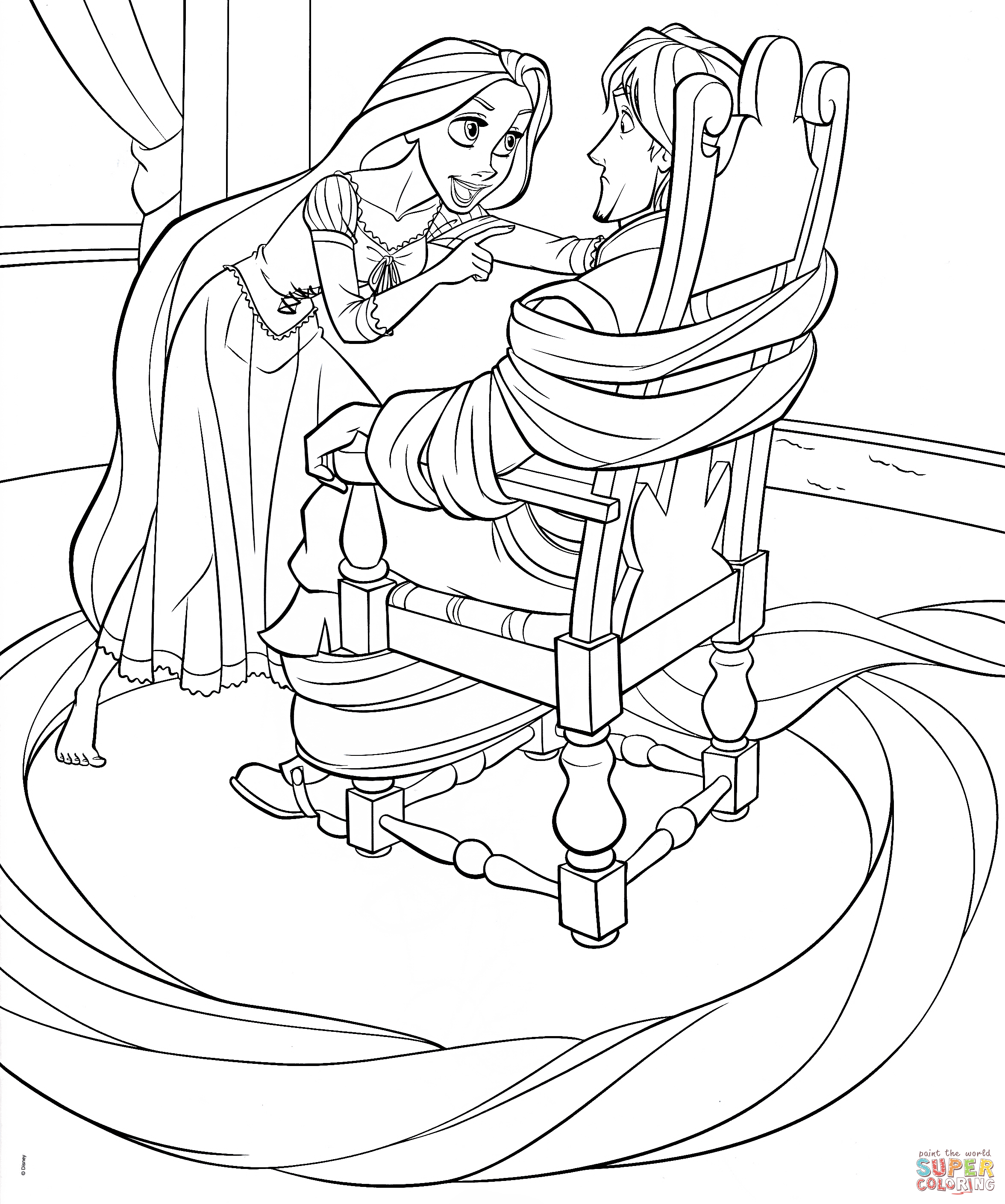 free printable rapunzel coloring pages coloring pages quottangledquot free printable coloring pages of printable free coloring pages rapunzel