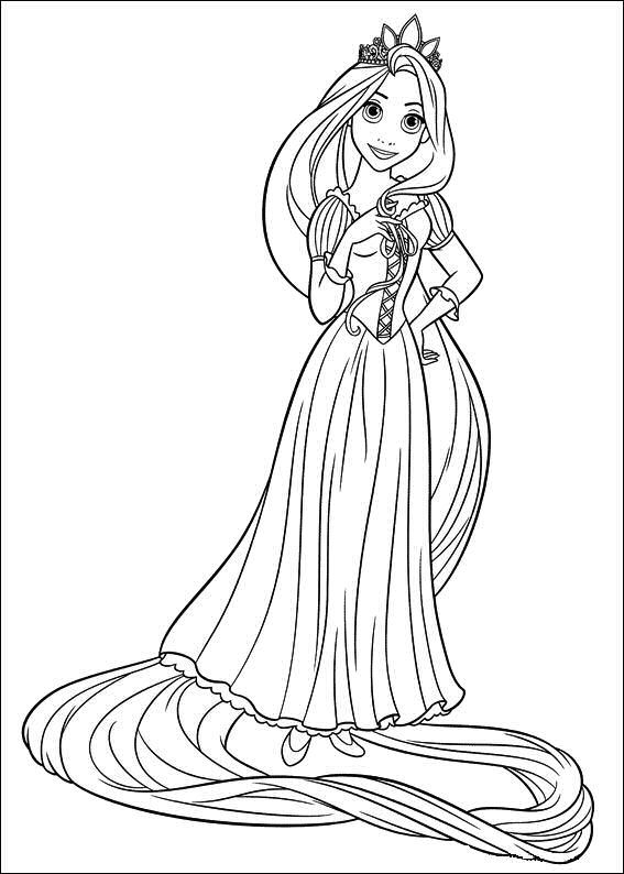 free printable rapunzel coloring pages free printable rapunzel coloring pages for kids pages rapunzel coloring printable free
