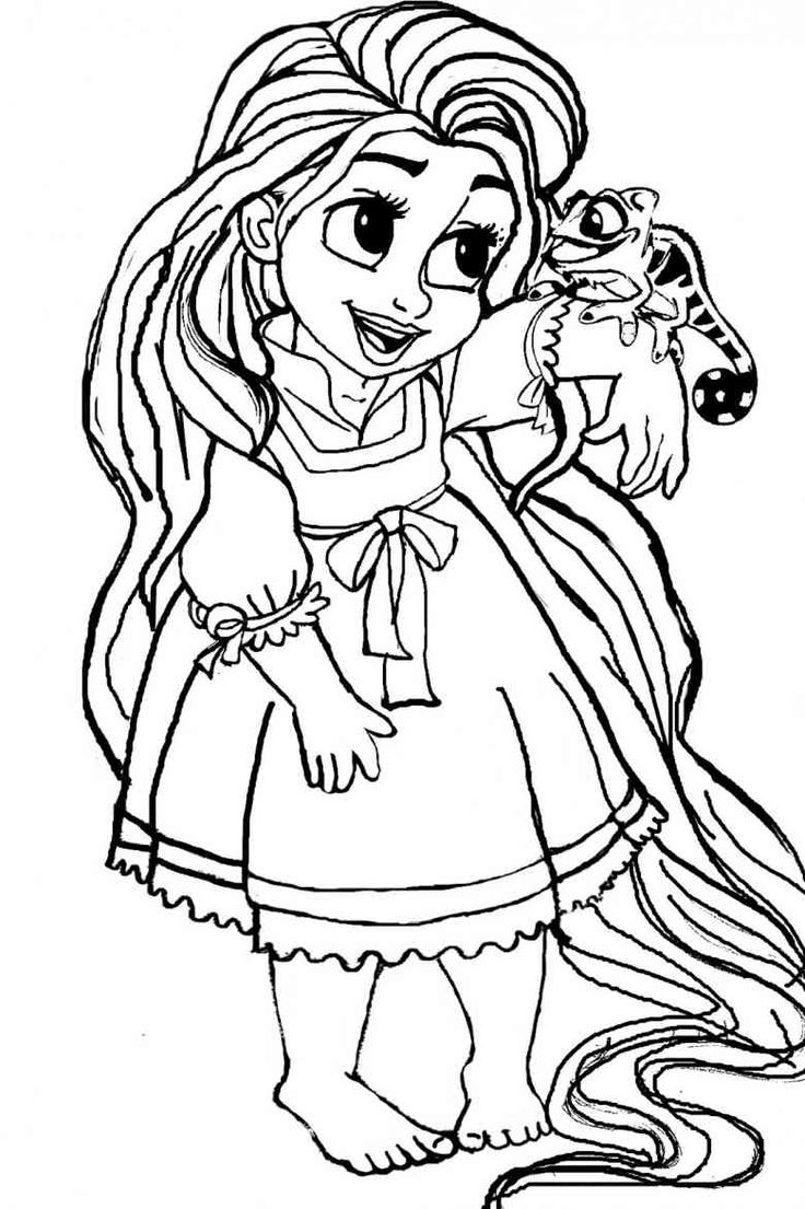 free printable rapunzel coloring pages online printable coloring pages in 2020 princess coloring pages rapunzel free printable