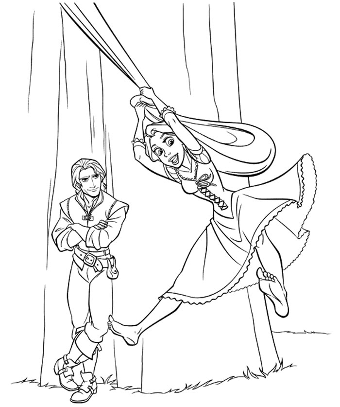 free printable rapunzel coloring pages rapunzel coloring pages disney princess coloring pages pages printable rapunzel free coloring
