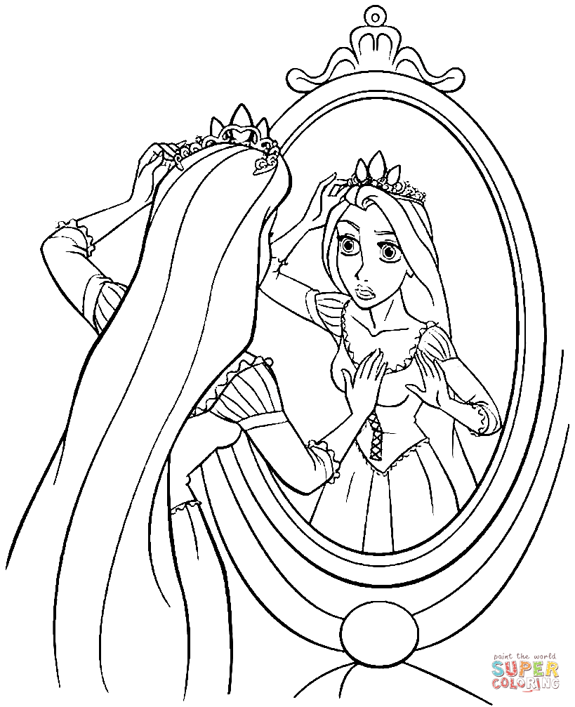 free printable rapunzel coloring pages rapunzel coloring pages to download and print for free printable free rapunzel pages coloring