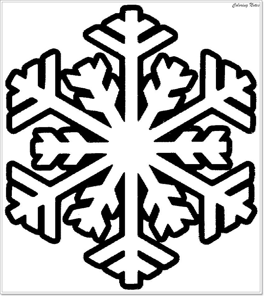 free snowflake coloring pages free printable snowflake coloring pages for kids free snowflake coloring pages
