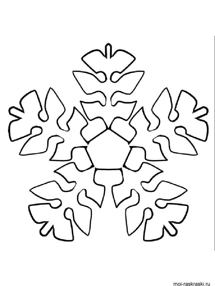 free snowflake coloring pages free printable snowflake coloring pages for kids pages snowflake free coloring