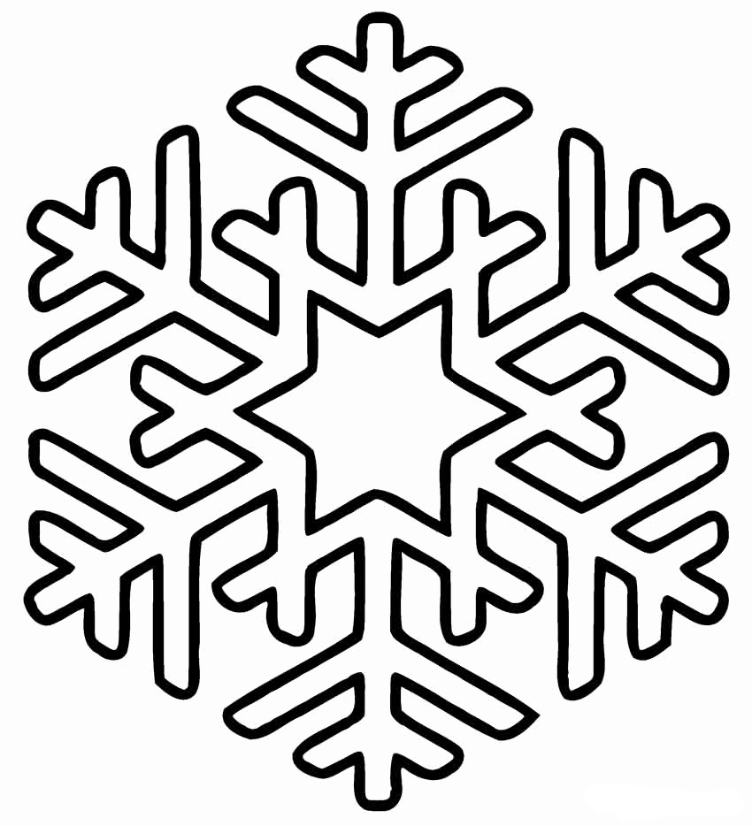 free snowflake coloring pages get this snowflake coloring pages for kindergarten 31675 coloring free pages snowflake