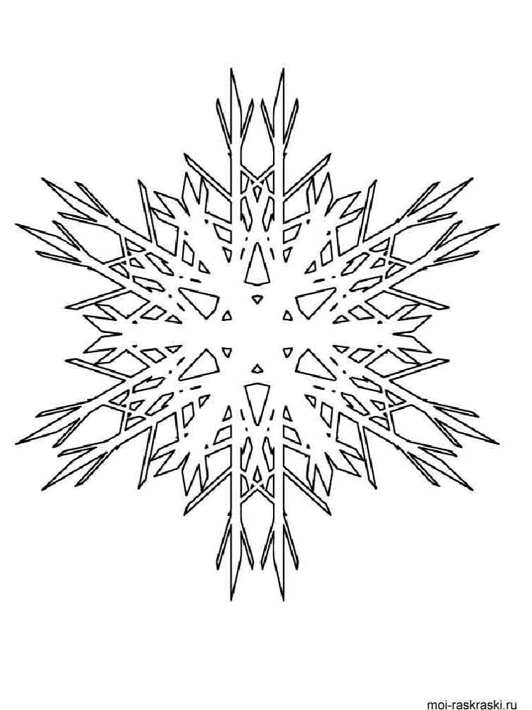 free snowflake coloring pages get this snowflake coloring pages for preschoolers 64850 snowflake pages free coloring