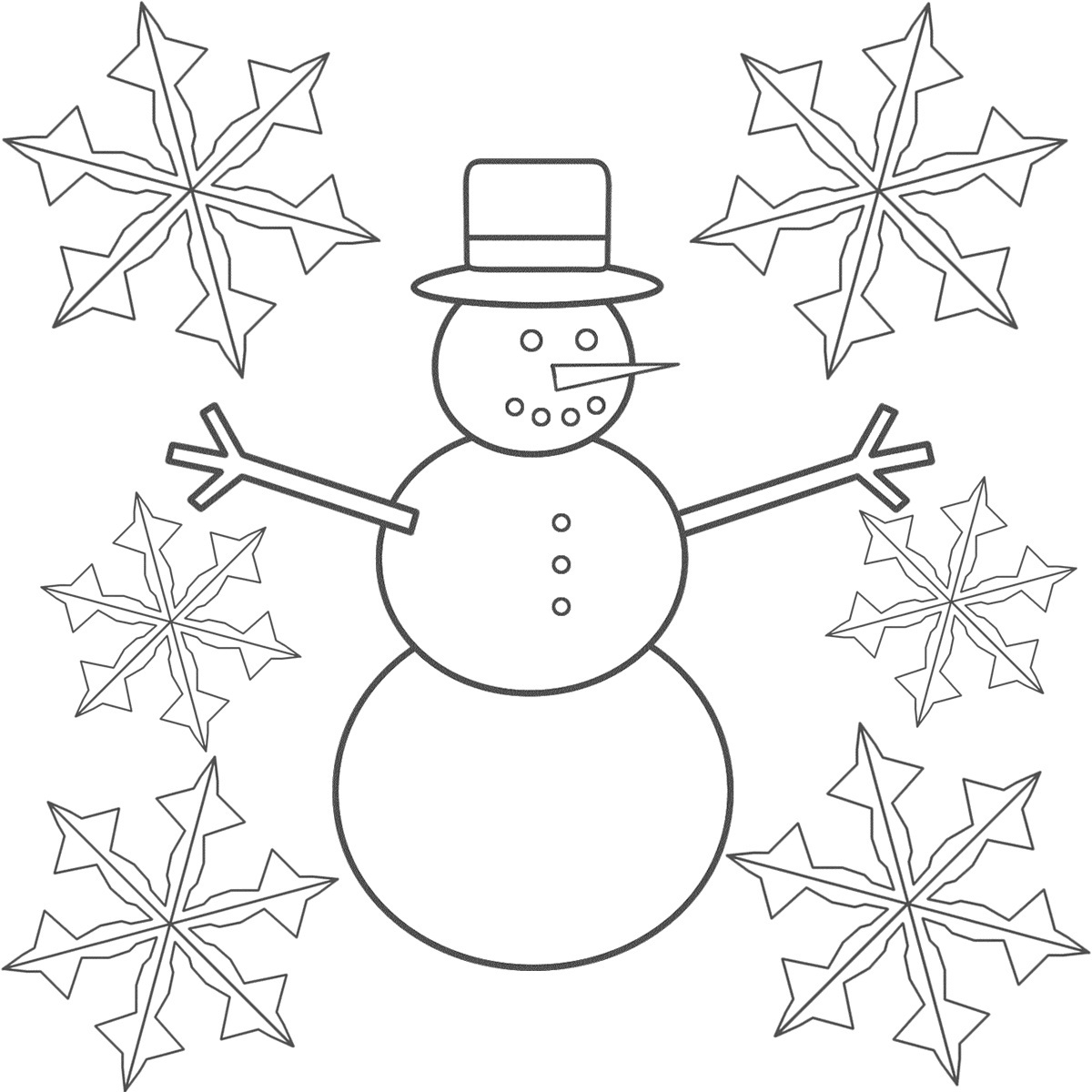 free snowflake coloring pages printable snowflake coloring pages for kids free coloring pages snowflake