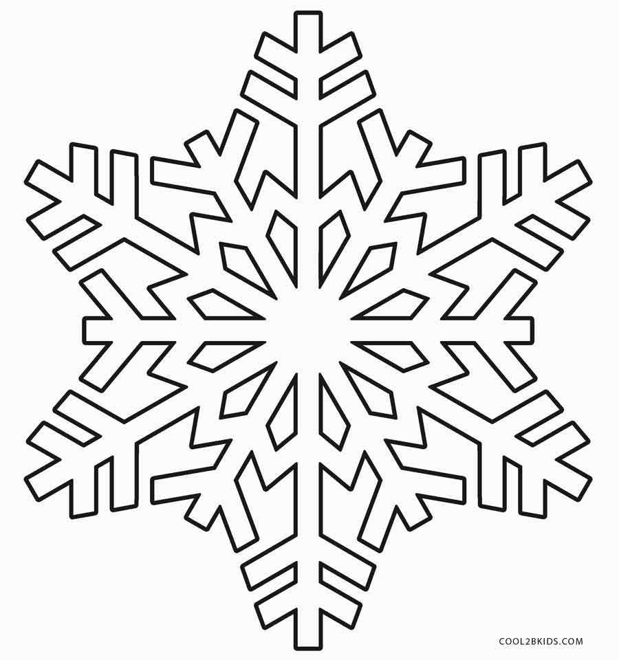 free snowflake coloring pages snowflake coloring pages to download and print for free free coloring snowflake pages
