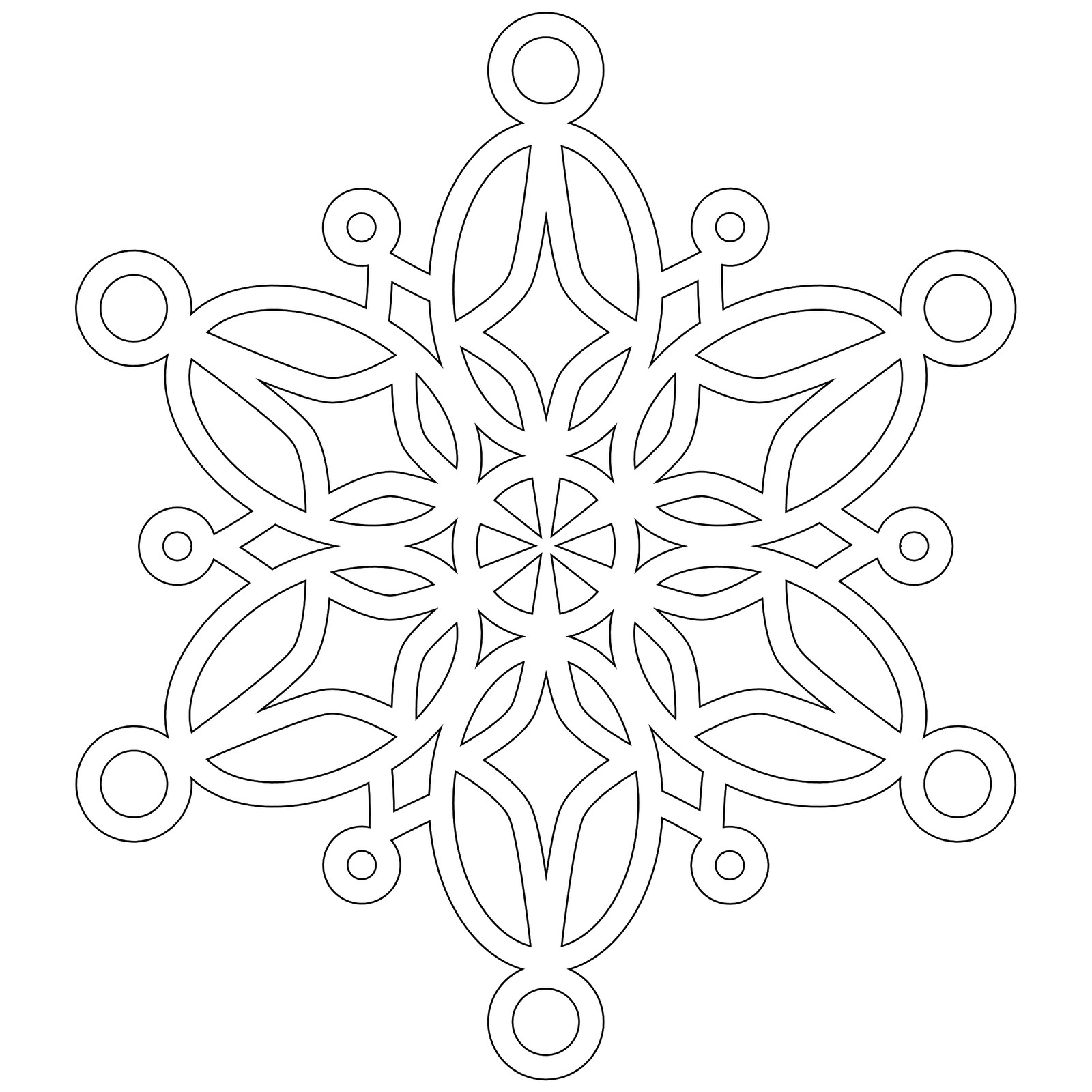 free snowflake coloring pages top 25 winter snowflake coloring pages easy free and free pages coloring snowflake