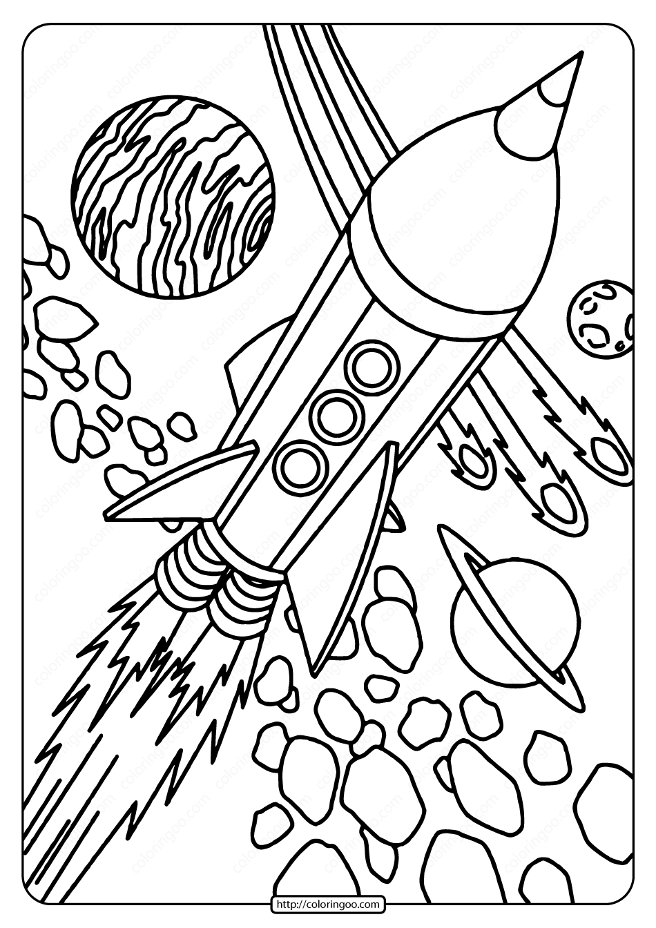 free spaceship coloring pages rocketships with space pods coloring page pages coloring free spaceship