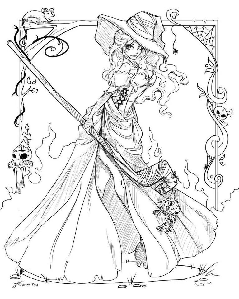 free witch coloring pages free printable witch coloring pages for kids pages free coloring witch