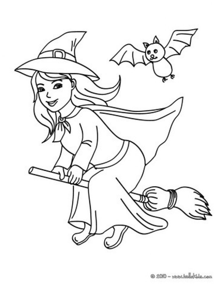 free witch coloring pages get this online witch coloring pages to print aycrt witch coloring free pages