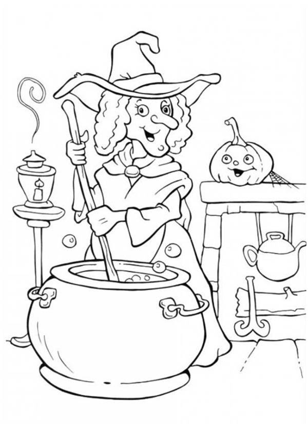 free witch coloring pages halloween coloring page cute witch free kids crafts pages coloring free witch