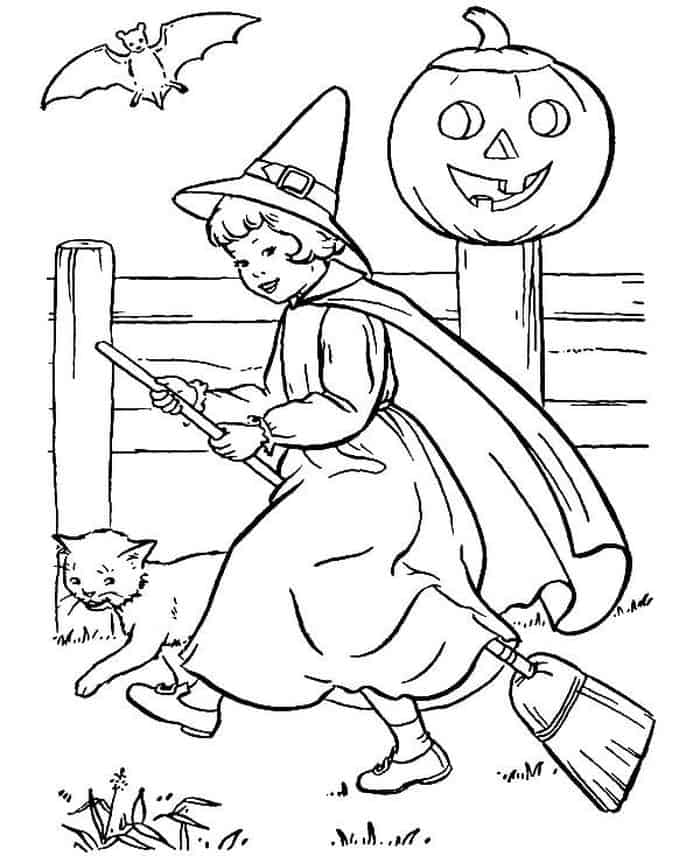 free witch coloring pages witch coloring pages to print pages free coloring witch