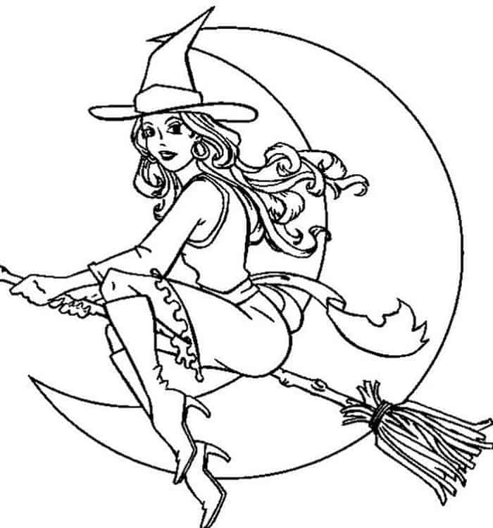free witch coloring pages witch coloring pages to print pages free coloring witch 1 1