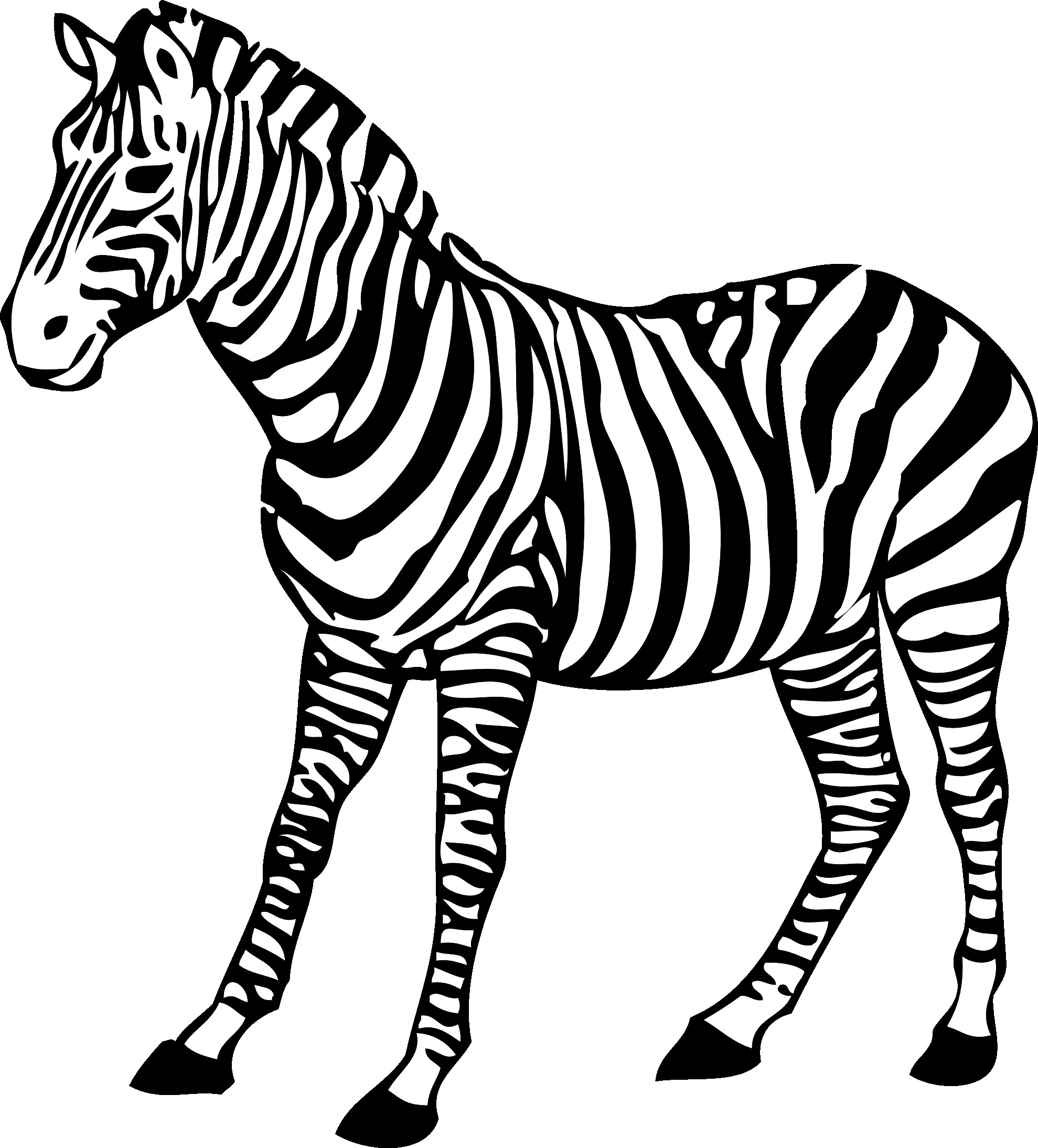 free zebra coloring pages to print free printable zebra coloring pages for kids animal place zebra to coloring free print pages