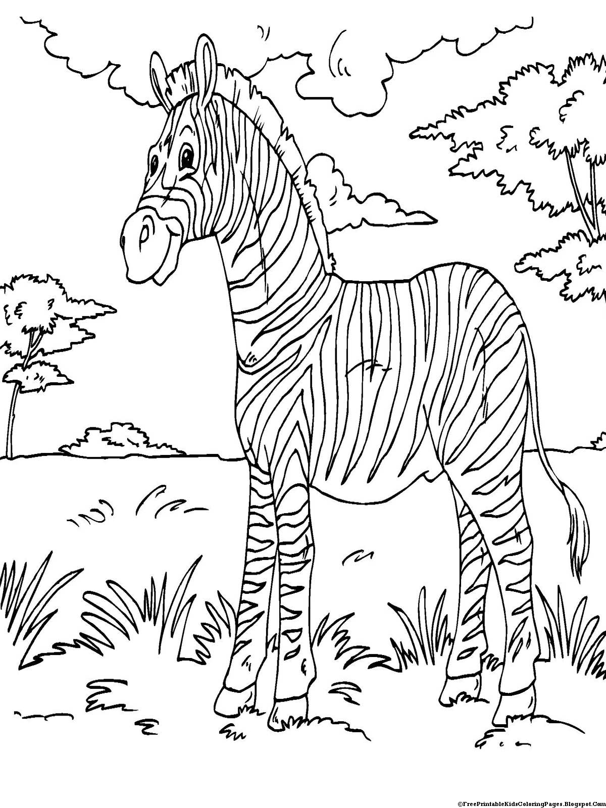 free zebra coloring pages to print free printable zebra coloring pages for kids coloring to free print pages zebra