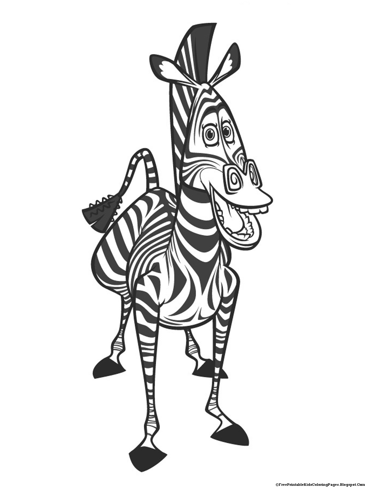 free zebra coloring pages to print free printable zebra coloring pages for kids worldwide coloring pages print free to zebra