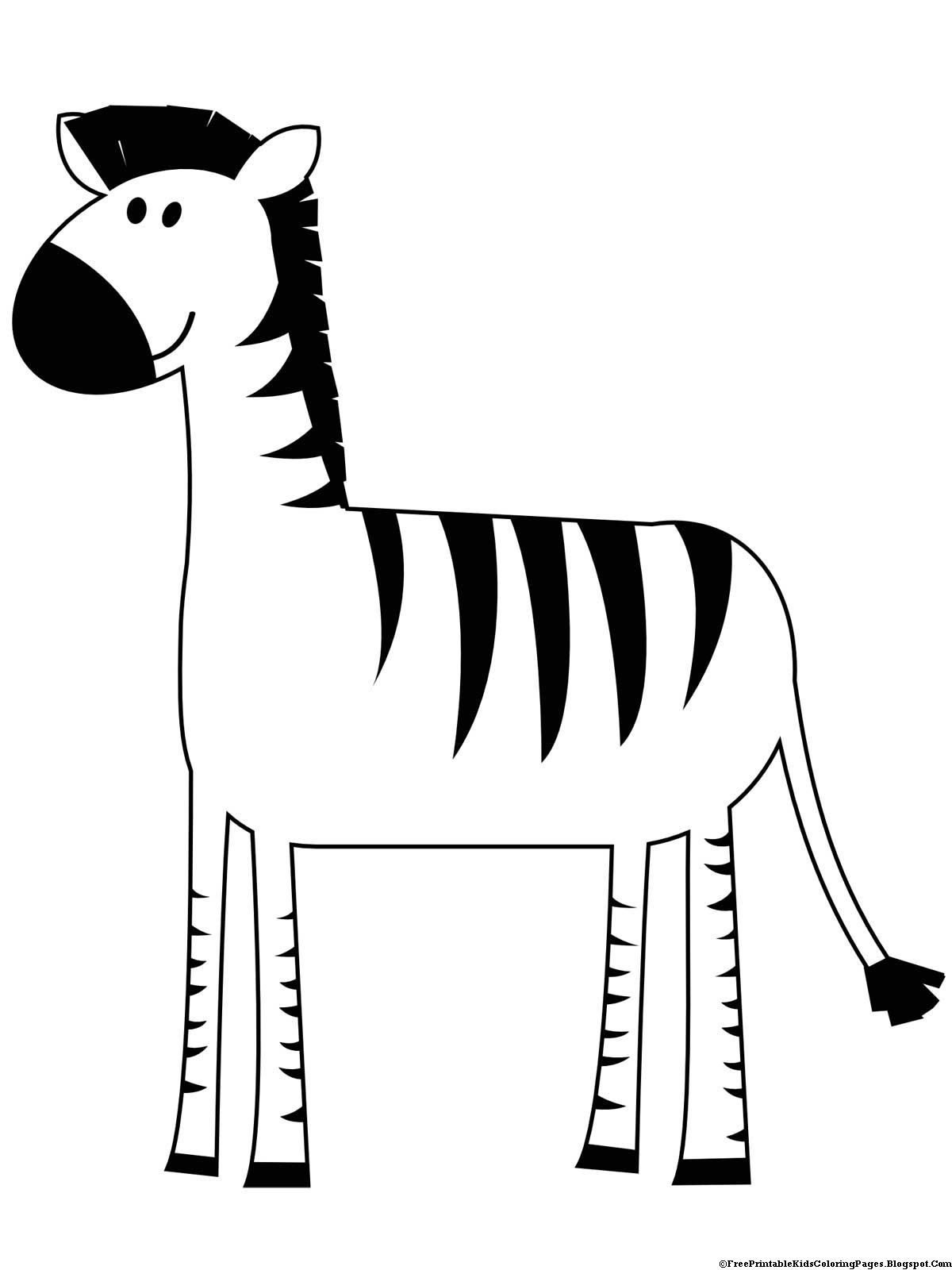 free zebra coloring pages to print zebra 24 animals printable coloring pages zebra free print coloring pages to