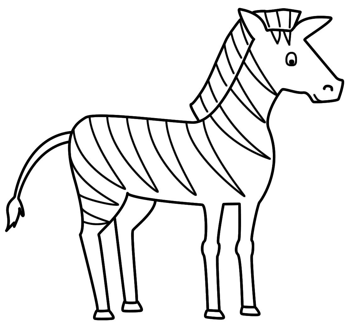 free zebra coloring pages to print zebra coloring pages free printable kids coloring pages to coloring print zebra free pages