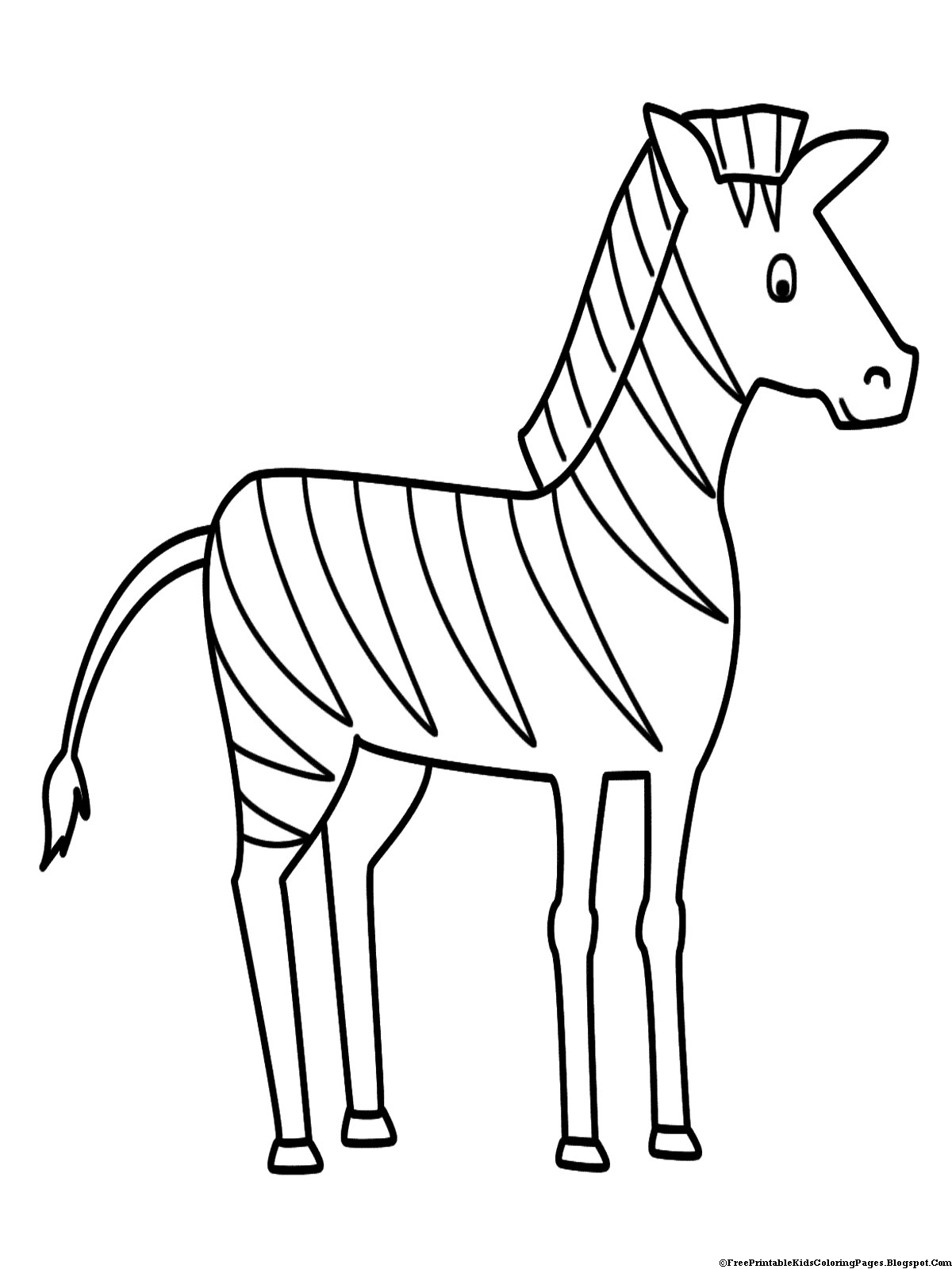 free zebra coloring pages to print zebra without stripes coloring pages printable sketch free zebra pages print coloring to