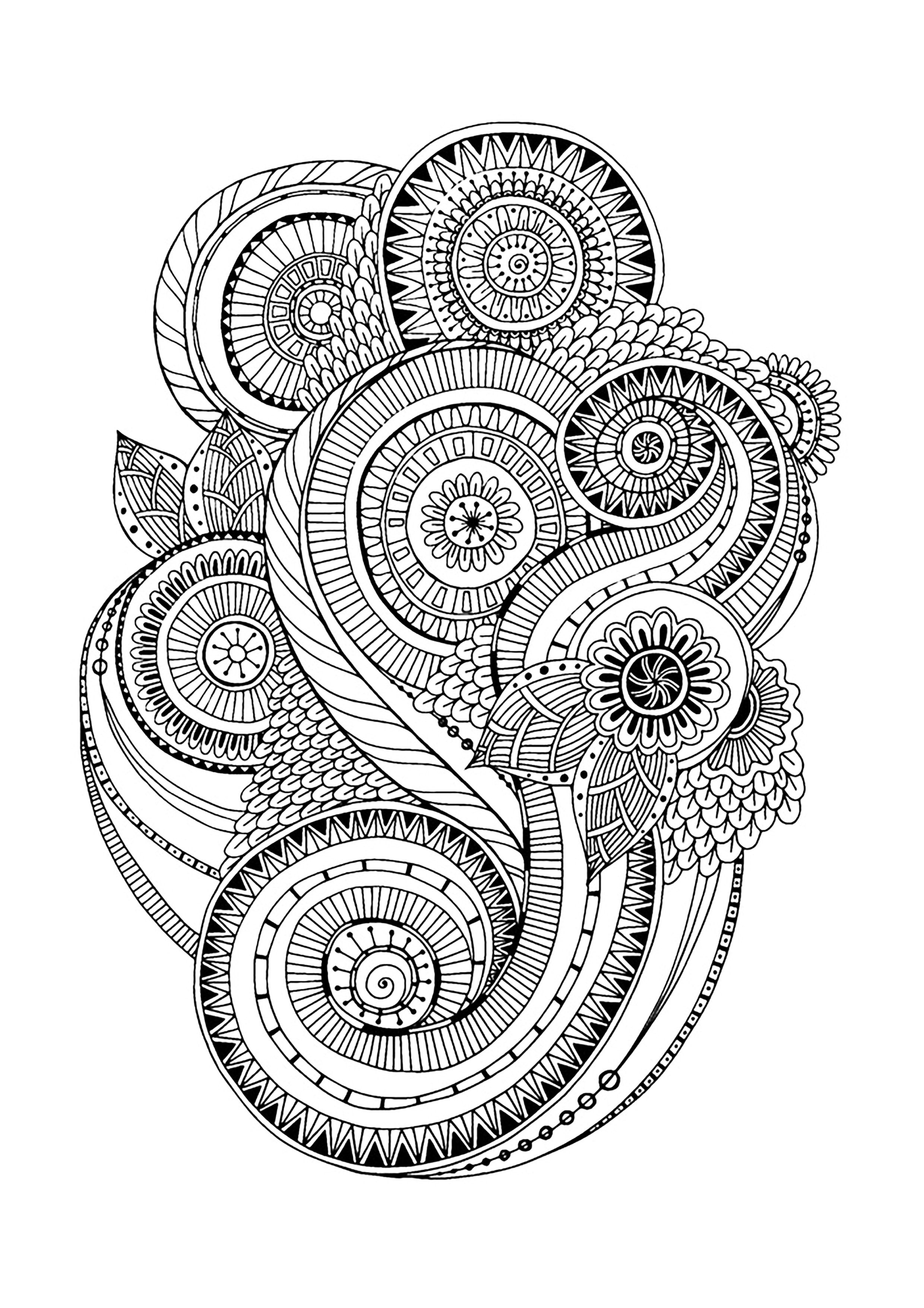 free zen coloring pages ant stress simple mandala zen anti stress mandalas pages free zen coloring