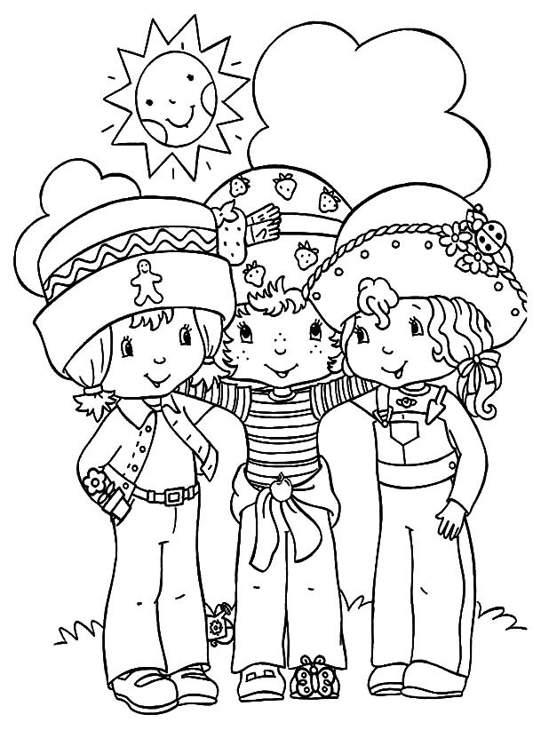 friends coloring page best friend coloring pages for girls at getcoloringscom coloring friends page