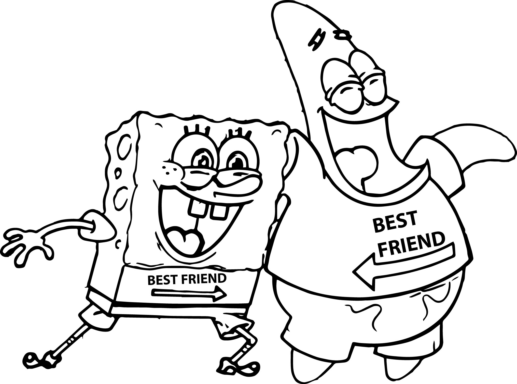 friends coloring page best friend coloring pages to download and print for free page friends coloring