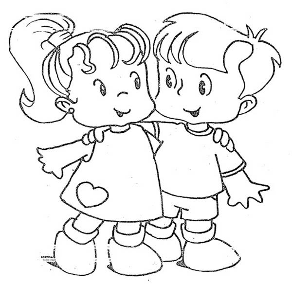 friends coloring page friendship coloring pages best coloring pages for kids page coloring friends