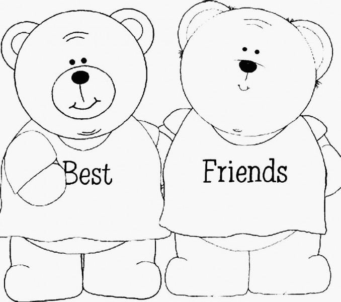 friends coloring page friendship coloring pages printable coloring home page coloring friends