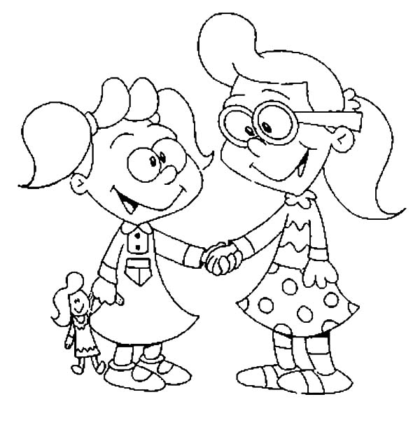 friendship coloring pages we are best friends now coloring pages we are best pages coloring friendship