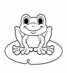 frog and toad coloring pages pin by martina jelínková on žába frog coloring pages and frog pages coloring toad