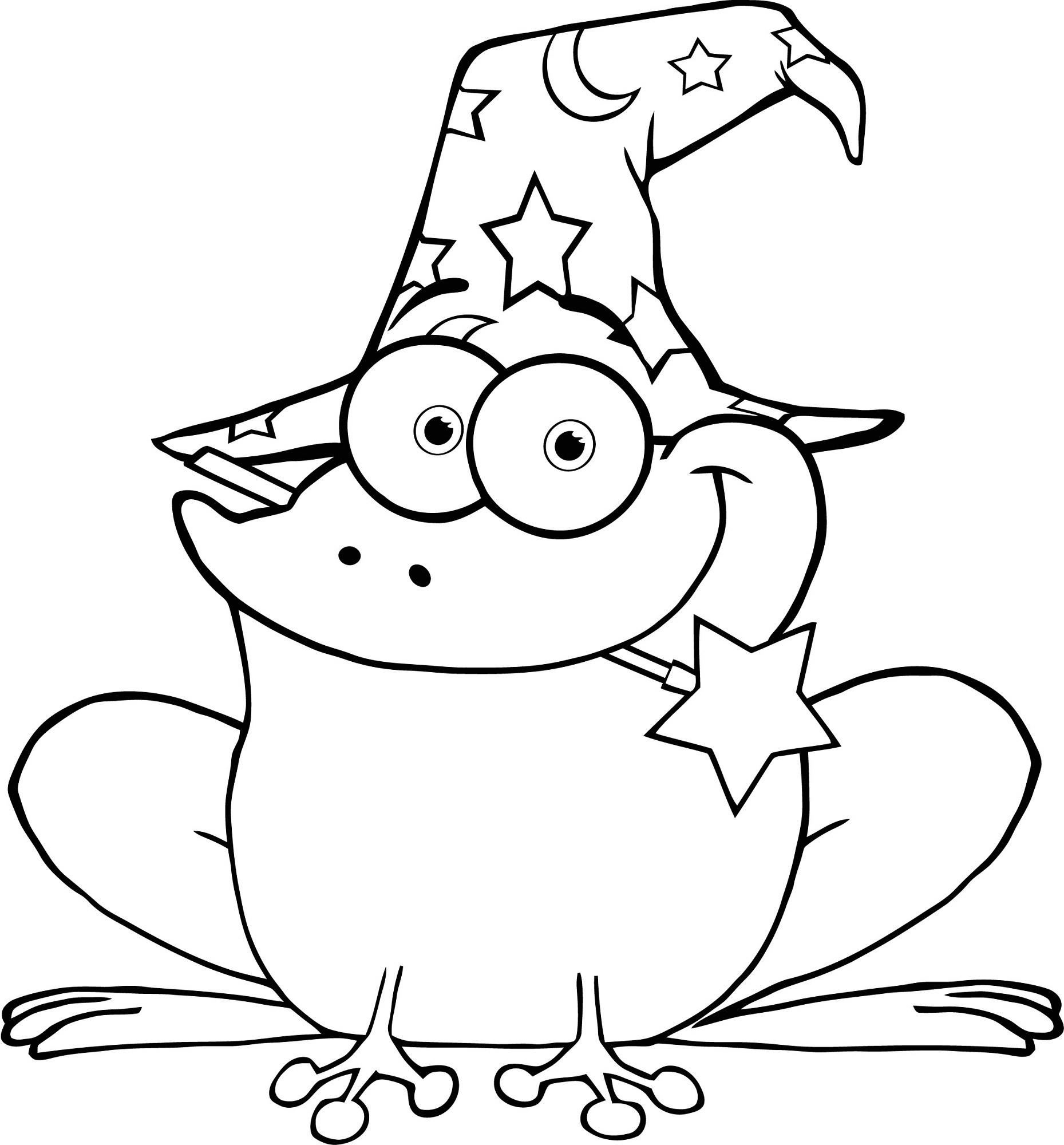 frog to color frogs coloring pages to download and print for free to color frog