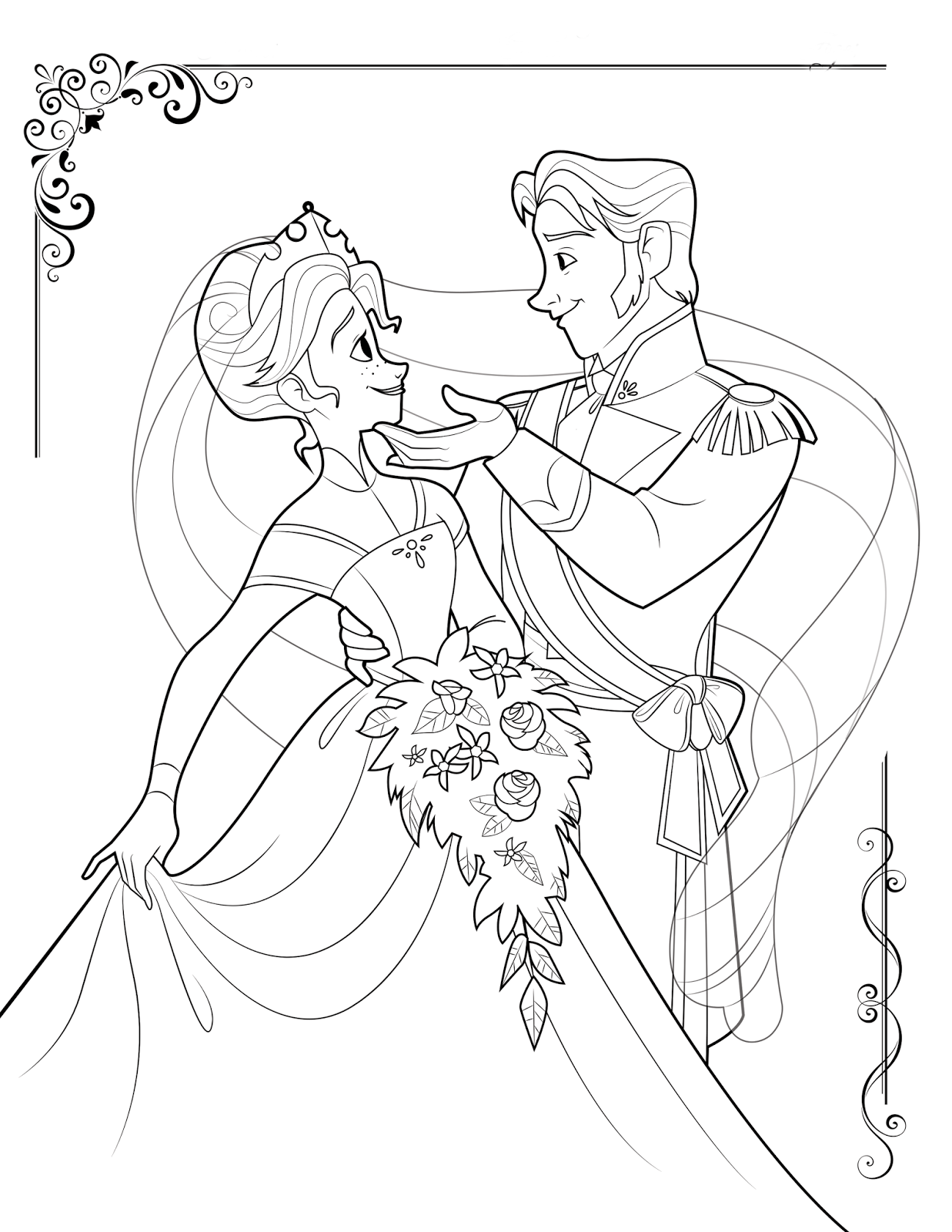 frozen coloring books kristoff frozen coloring pages at getcoloringscom free books coloring frozen