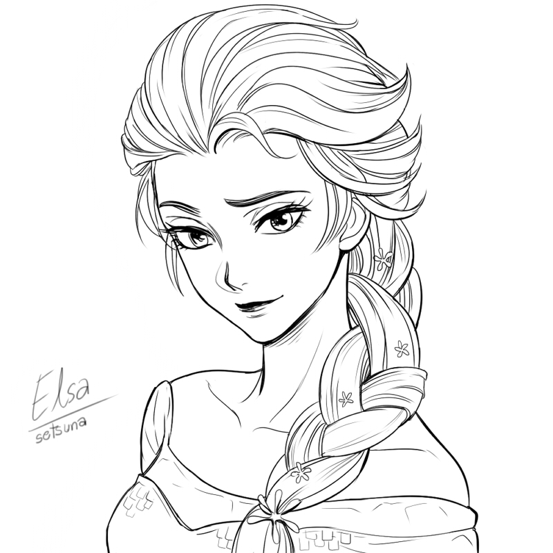 frozen drawings to color elsa coloring pages elsa from frozen 2 cristina is drawings frozen to color