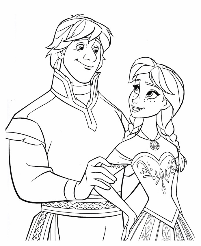 frozen drawings to color frozen characters drawing at getdrawings free download color frozen drawings to