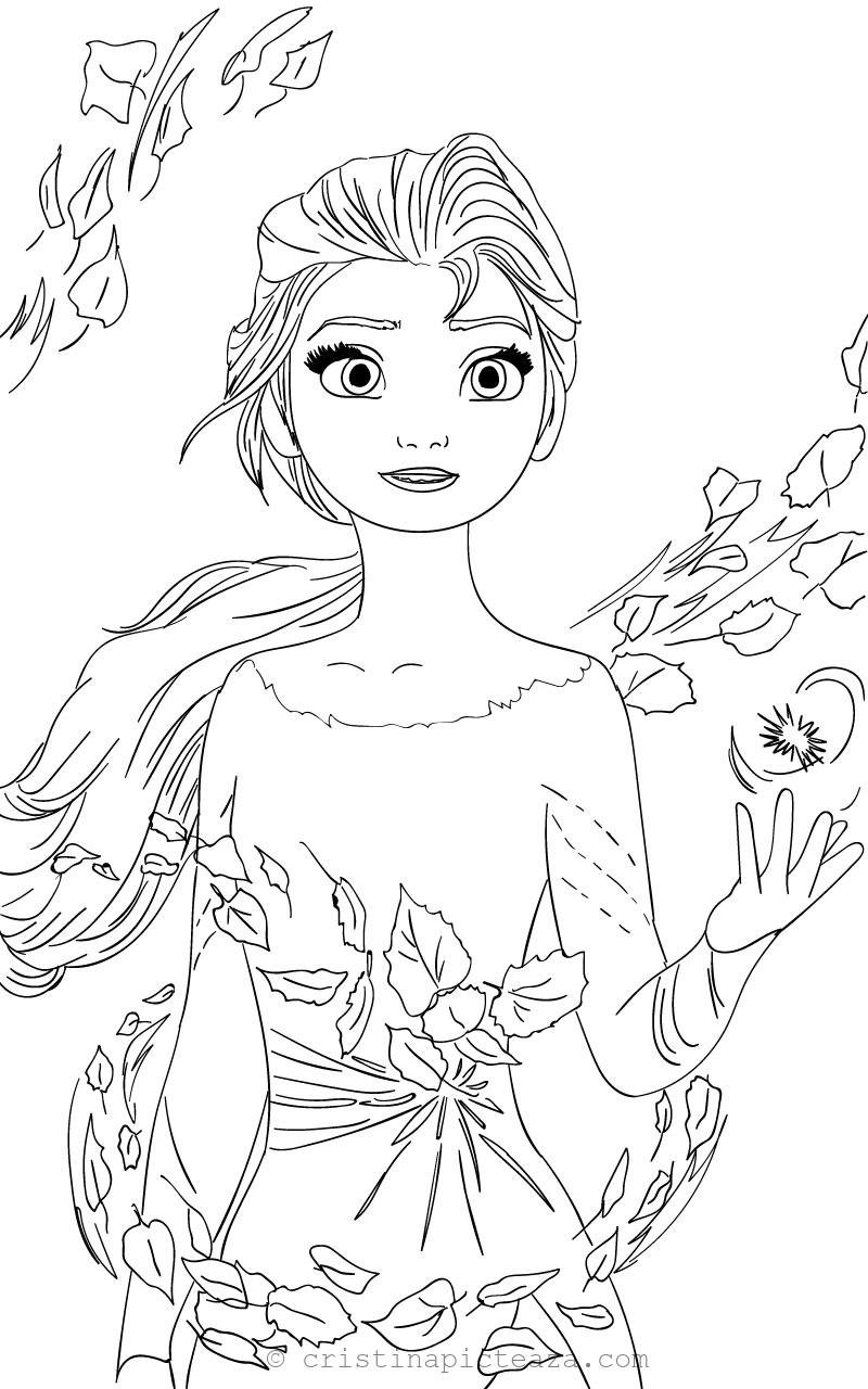 frozen drawings to color frozen coloring pages on crafty guild drawings to frozen color