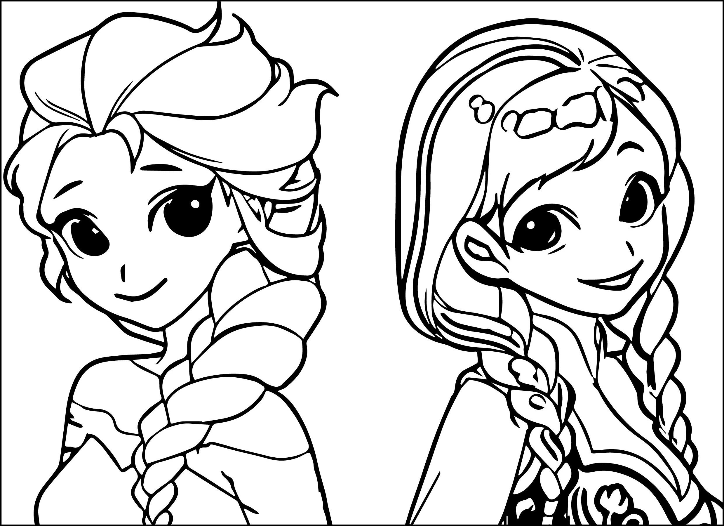 frozen drawings to color frozen drawing paper at getdrawings free download color frozen to drawings