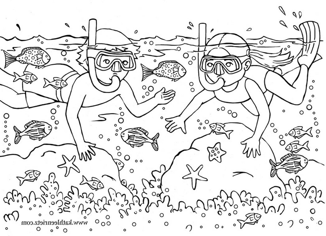 funny summer coloring pages summer coloring pages for adults summer holiday coloring pages coloring summer funny