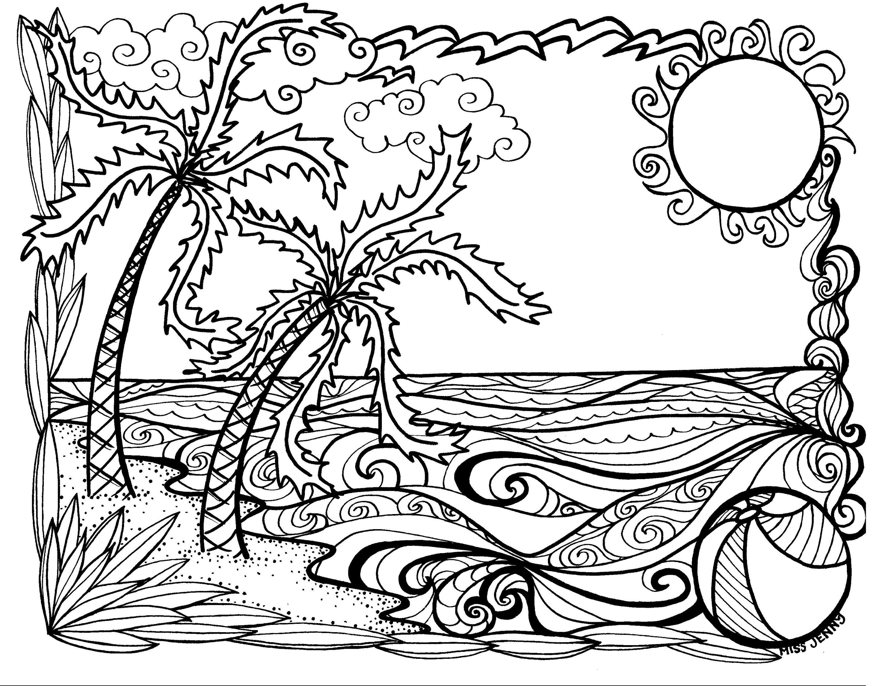 funny summer coloring pages summer coloring pages getcoloringpagescom summer funny pages coloring 1 1