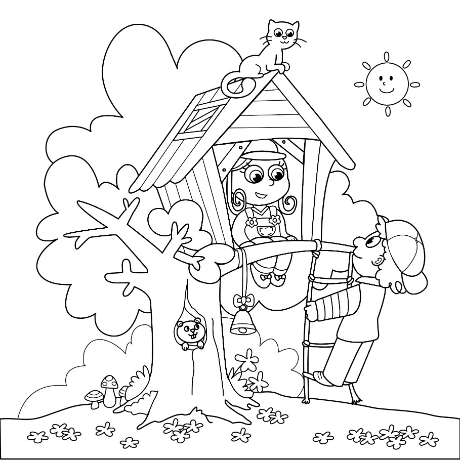 funny summer coloring pages summer fun printable coloring pages coloring home funny coloring summer pages