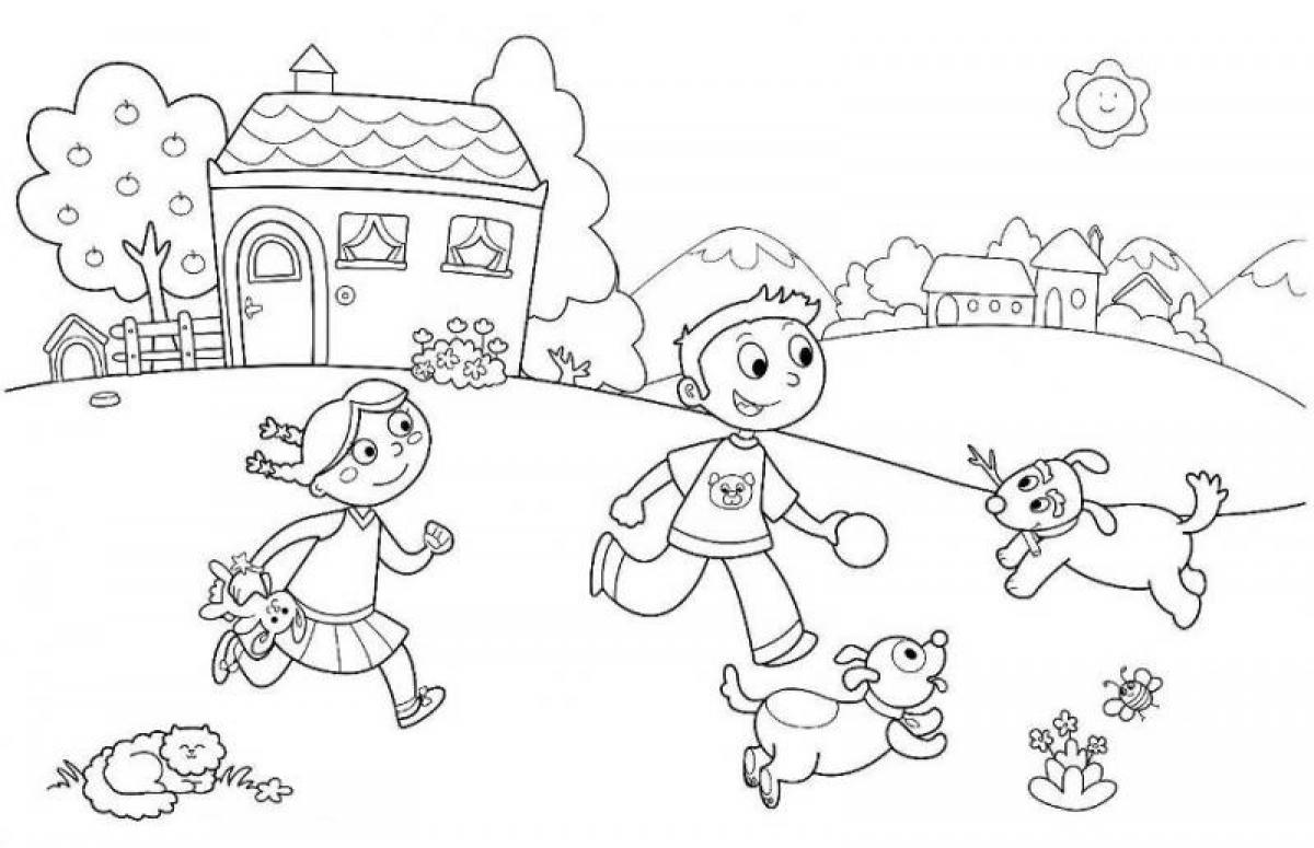 funny summer coloring pages summer kleurplaten zomer kleurplaten en kleurplaten funny summer coloring pages