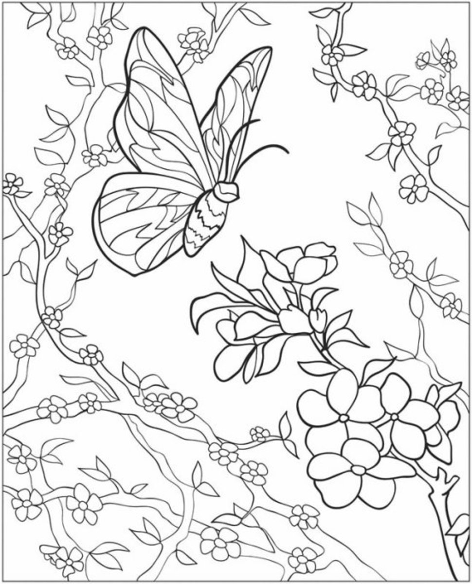 garden coloring sheets flower garden coloring pages to download and print for free coloring garden sheets 1 1