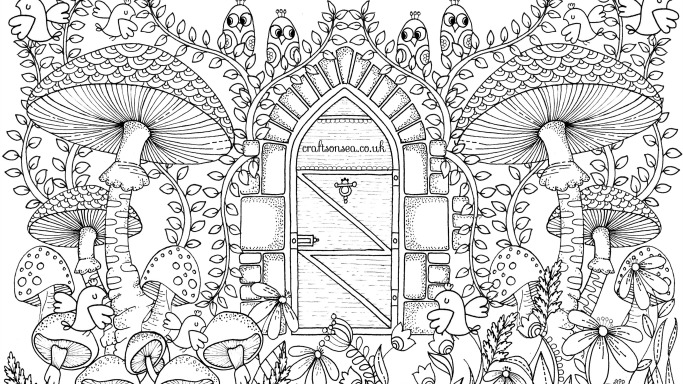 garden coloring sheets flower garden coloring pages to download and print for free coloring sheets garden 1 1